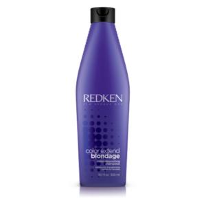 Shampooing mauve, Shampooing bleu, Shanmpooing pigmenté, Shampooing pour blonde, Shampooing Redken, Shampooing Color Extend